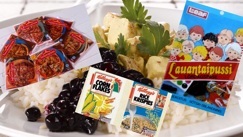 90-luku 80-luku retro roiskeläppäpizza kanaviillokki