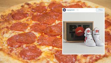 pizzahutkengät