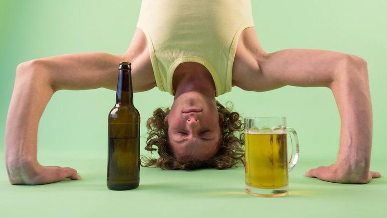 Olut jooga olutjooga