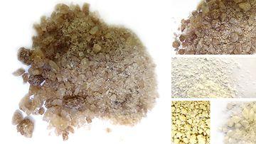 MDMA kide ja jauho
