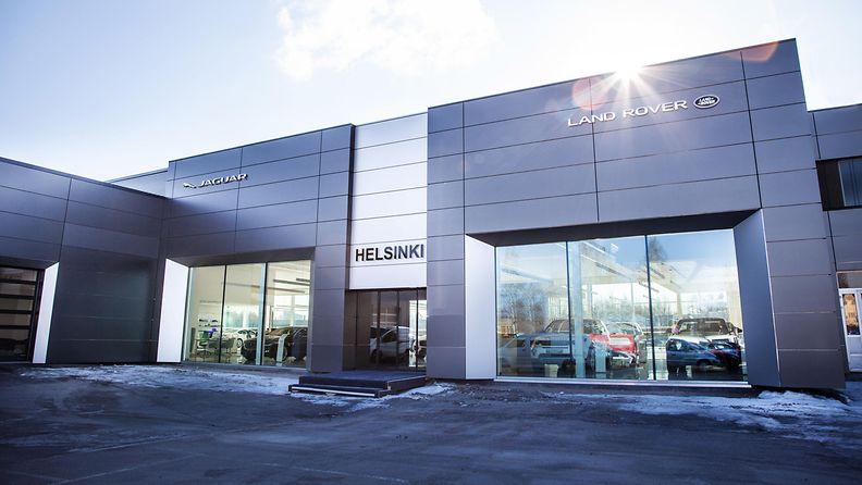 sports car center jaguar land rover