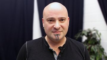 Disturbed David Draiman 7.3.2017 2