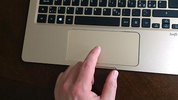 Acer Swift 7, kannettava tietokone, hiiri, näppäimistö