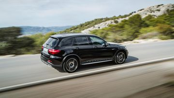 mercedes benz glc amg 2