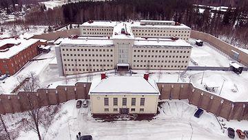 Riihimäen vankila - ilmasta