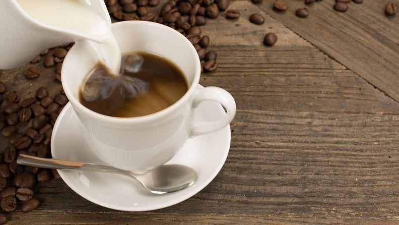 cafe au lait kahvi