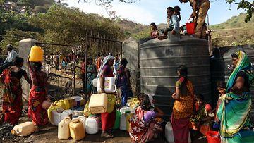 vesipula, kuivuus, Intia