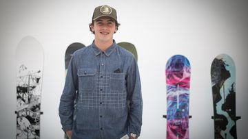 Mark McMorris 2016