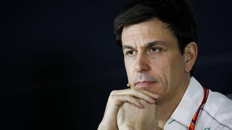 Toto Wolff 2017