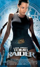 Angelina Jolie Tomb Raider 2001