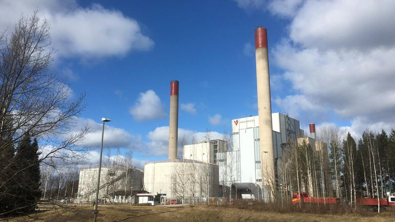 Vantaan Enrgia, Martinlaakson voimala