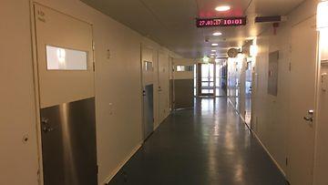 Sähköhoito, Auroran sairaala, HUS