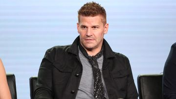 David Boreanaz 2017 Buffy