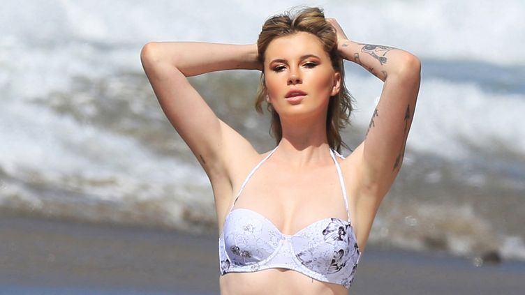 Ireland Baldwin 28.3.2017 2