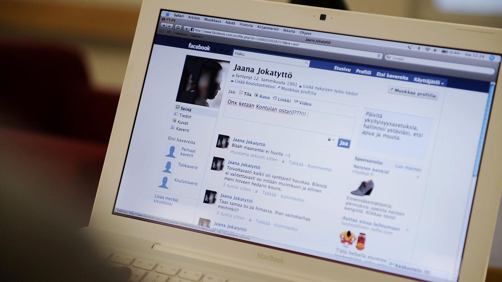 Facebook Uloskirjautuminen Ei Onnistu