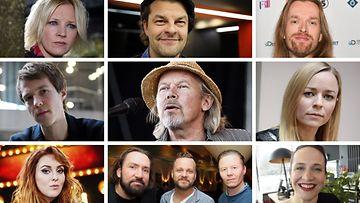 J. Karjalainen tribuuttikollaasi huhtikuu 2017
