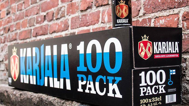 Karjala 100 pack