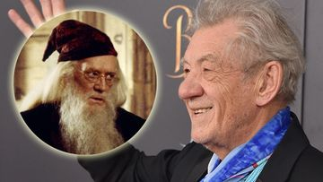 Ian McKellen ja Richard Harris