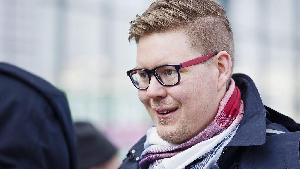 Antti Lindtman Vaimo