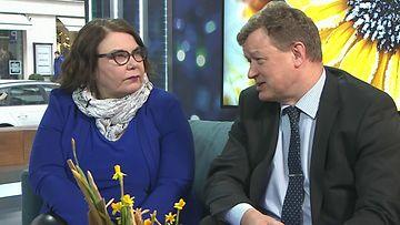 Merja Ylä-Anttila, Jouni Kemppainen husu 10.4.2017