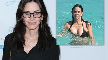 Courteney Cox 2017