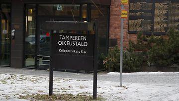 Pirkanmaan käräjäoikeus, Tampereen oikeustalo