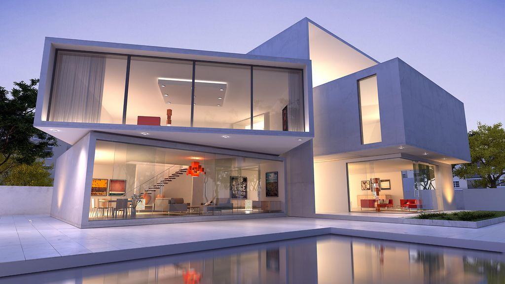 Muunneltavista kodeista ennustetaan yhtä tulevaisuuden asumisen trendiä.  Shutterstock 31c9795a0f