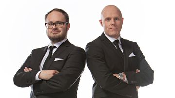 Tuomas Enbuske & Aki Linnanahde Crew.