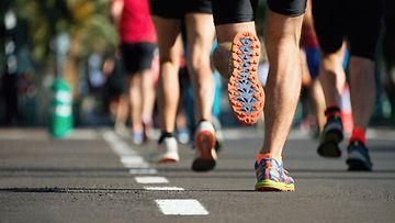 maratonjuoksu