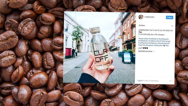 puhdas kahvi clear coffee