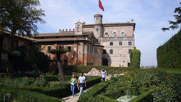 Maltan Ritarit ja palatsi