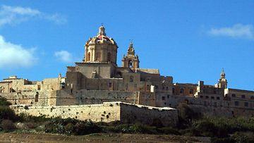 Maltan Ritarit palatsi laaja