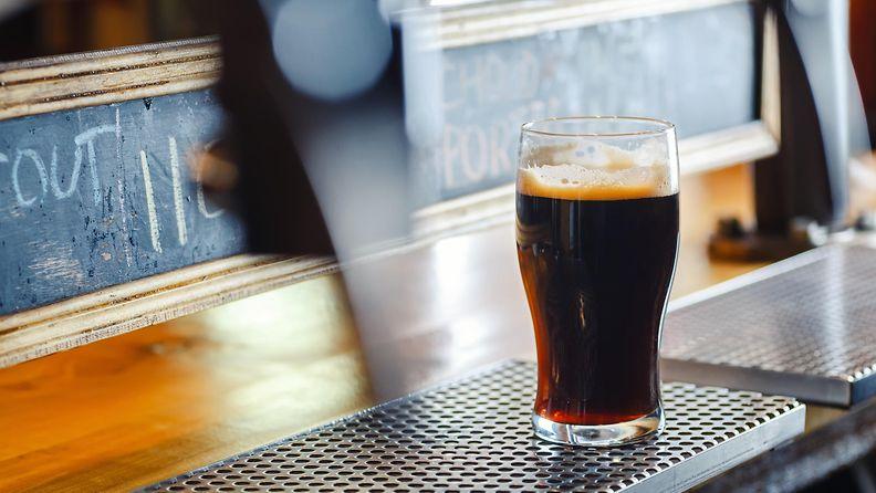 tumma olut