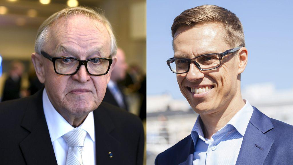 Presidentti Martti Ahtisaari väistyy perustamansa CMI:n ...