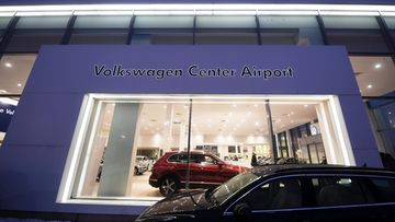 volkswagen center airport autokauppa