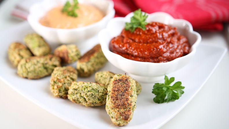 Semper gluteenittomat parsakaalitapakset