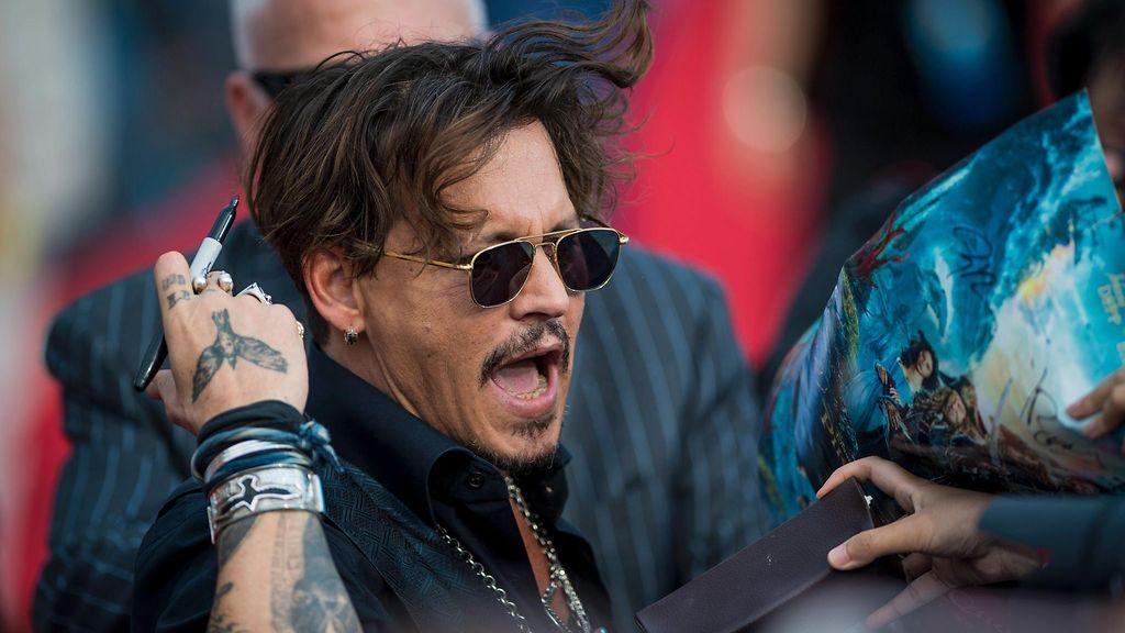 Johnny Depp Kuollut