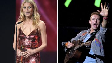 Gwyneth Paltrow ja Chris Martin 2014