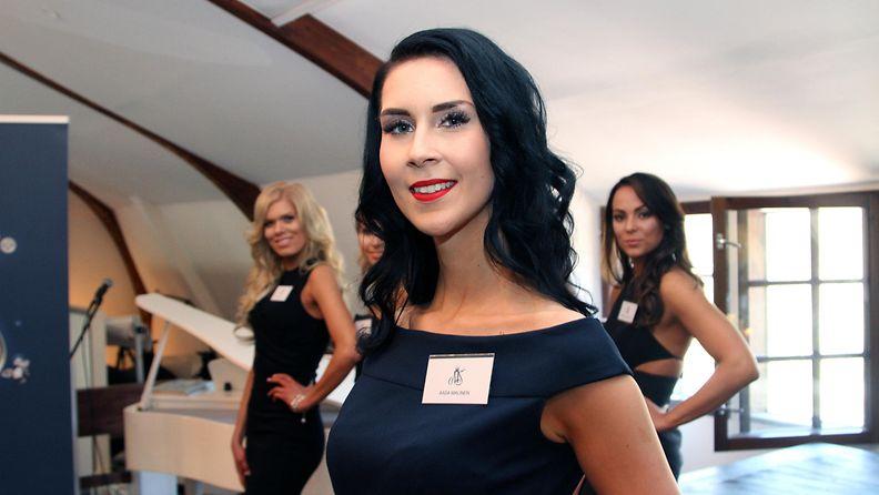 Miss Suomi 2017 -semifinalisti Aada Malinen, 24, Tuusula