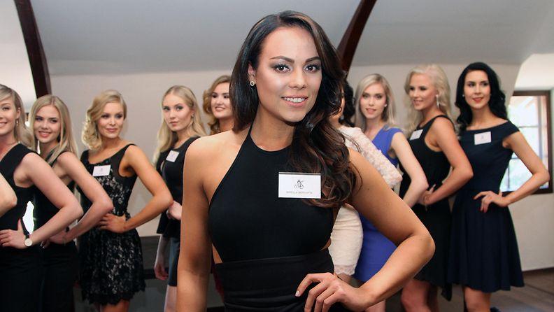Miss Suomi 2017 -semifinalisti Mirella Merivirta, 23, Helsinki