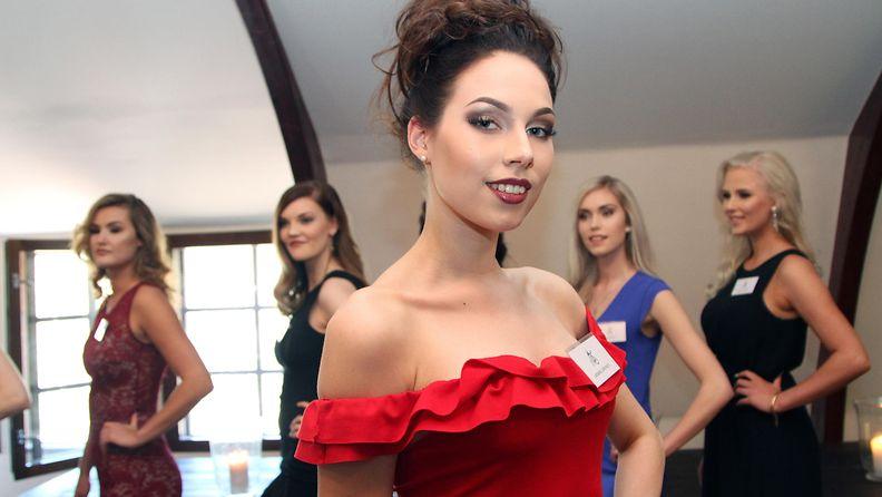 Miss Suomi 2017 -semifinalisti Jasmine Järvinen, 20, Tampere
