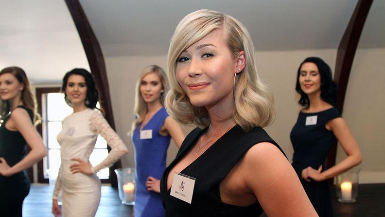 Miss Suomi 2017 -semifinalisti Camilla Jussila, 20, Tampere