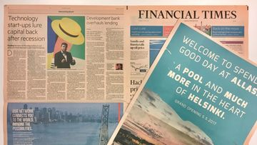 Allas Sea Pool Financial Times 2