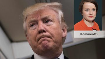 Mari Karppinen, Donald Trump