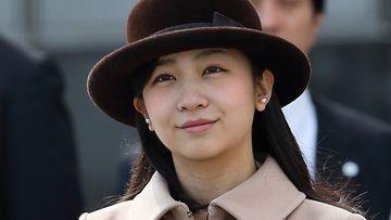Japanin prinsessa Mako 28.2.2017