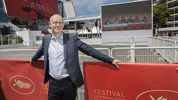Teppo Airaksinen Cannesissa 21.5.2017 2