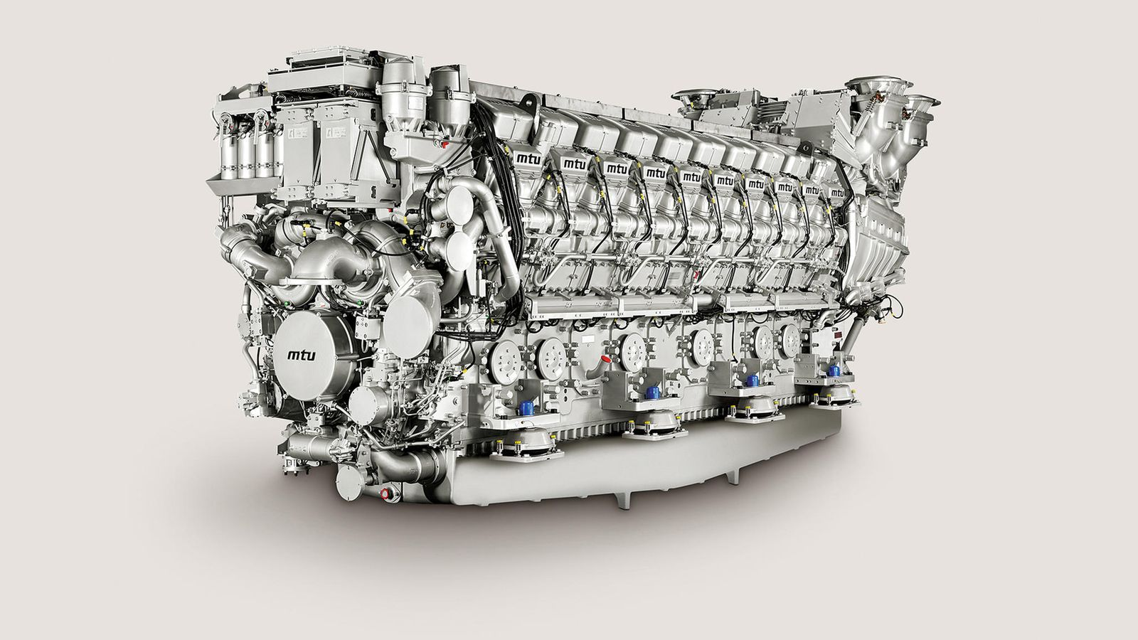 Pictures of diesel engine