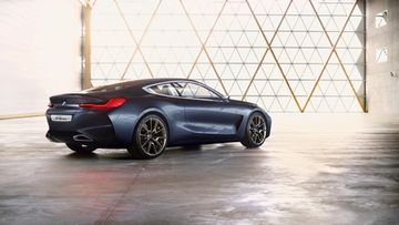 bmw 8 coupe concept