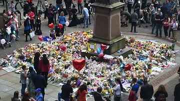 Manchester Terrori Isku