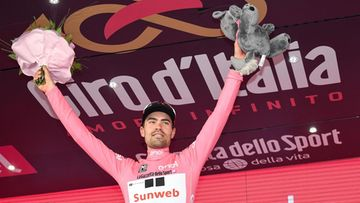 Tom Dumoulin 2017 Giro